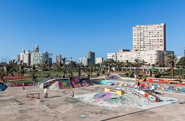 Skateboard-Park in Durban