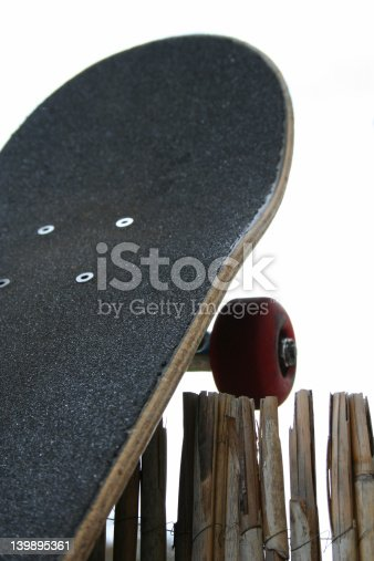 92451800 istock photo skateboard 139895361