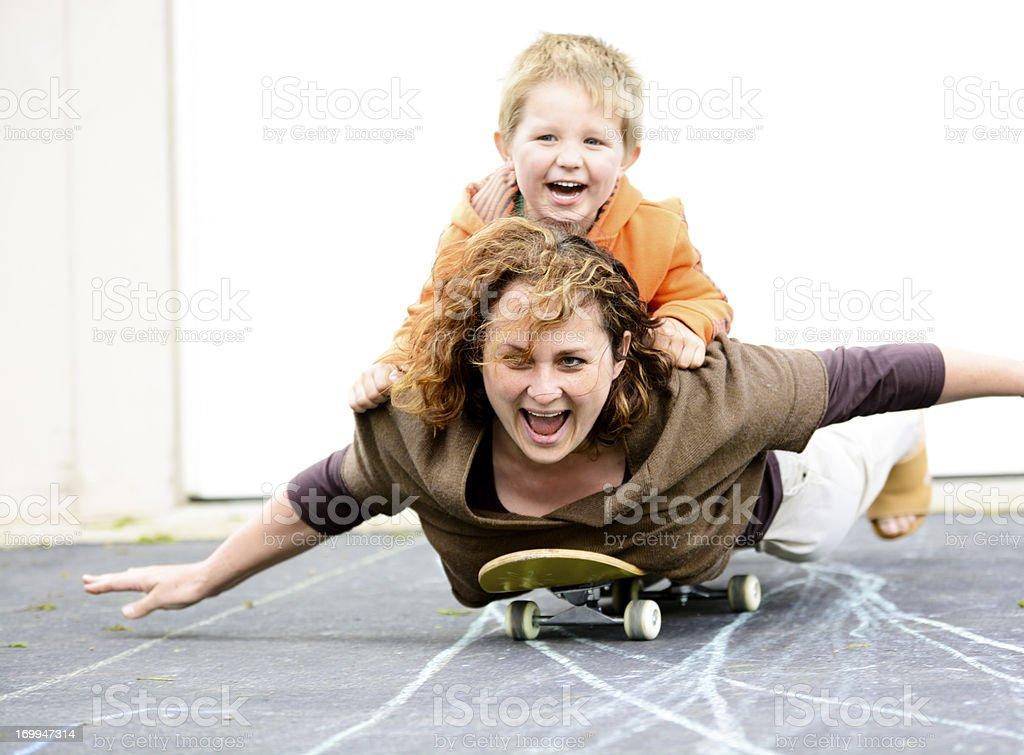 Skateboard royalty-free stock photo