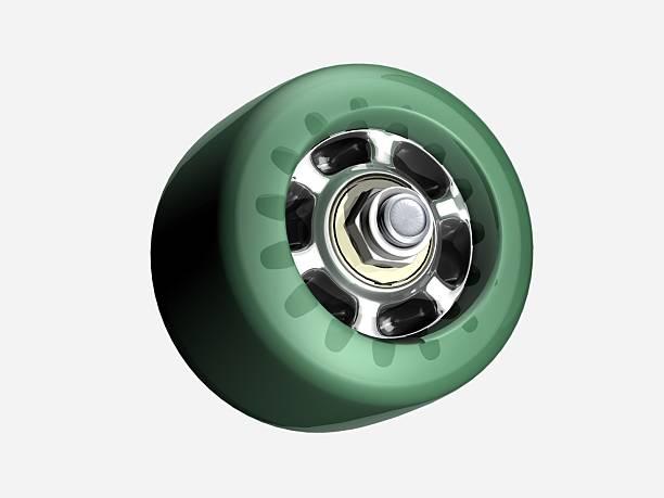 skateboard-Reifen – Foto