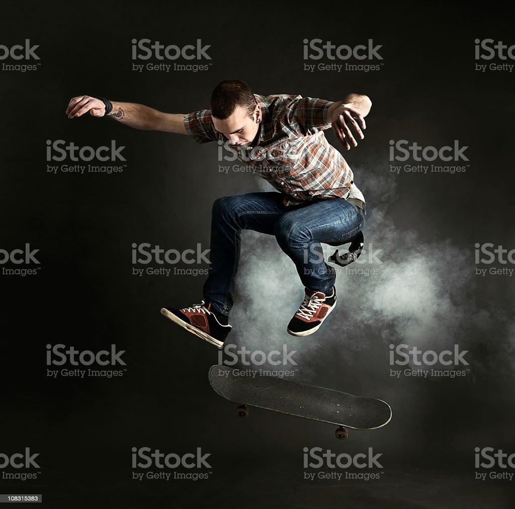 Skateboarder – Foto