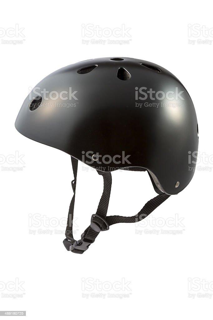 Skater Helmet stock photo