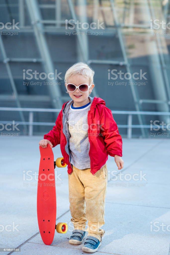 Skater royalty-free stock photo