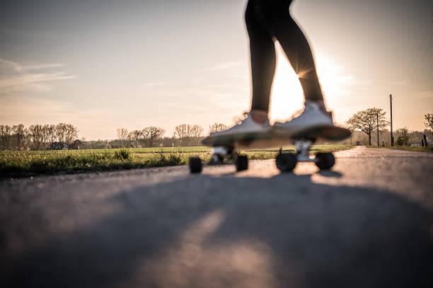 Skating Girl – Foto