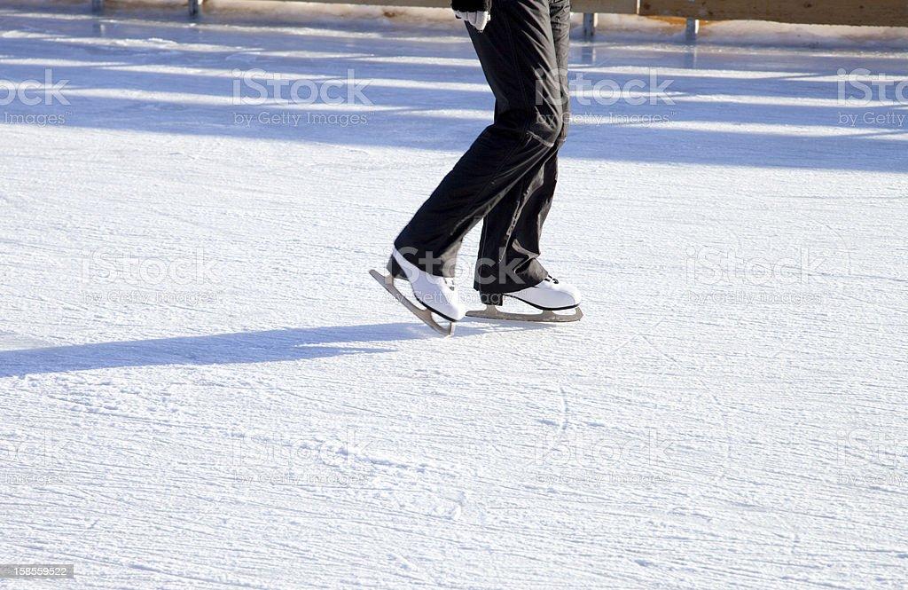 스케이트 royalty-free 스톡 사진
