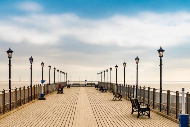 斯基格內斯碼頭 - 林肯郡 個照片及圖片檔