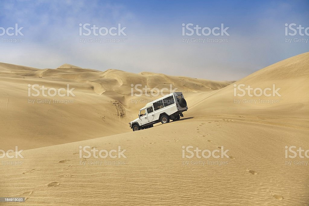 Skeleton Coast, Namibia stock photo
