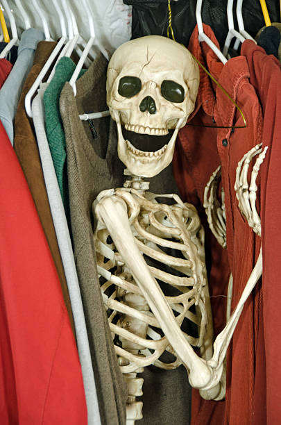 Best Skeletons In The Closet Stock Photos Pictures