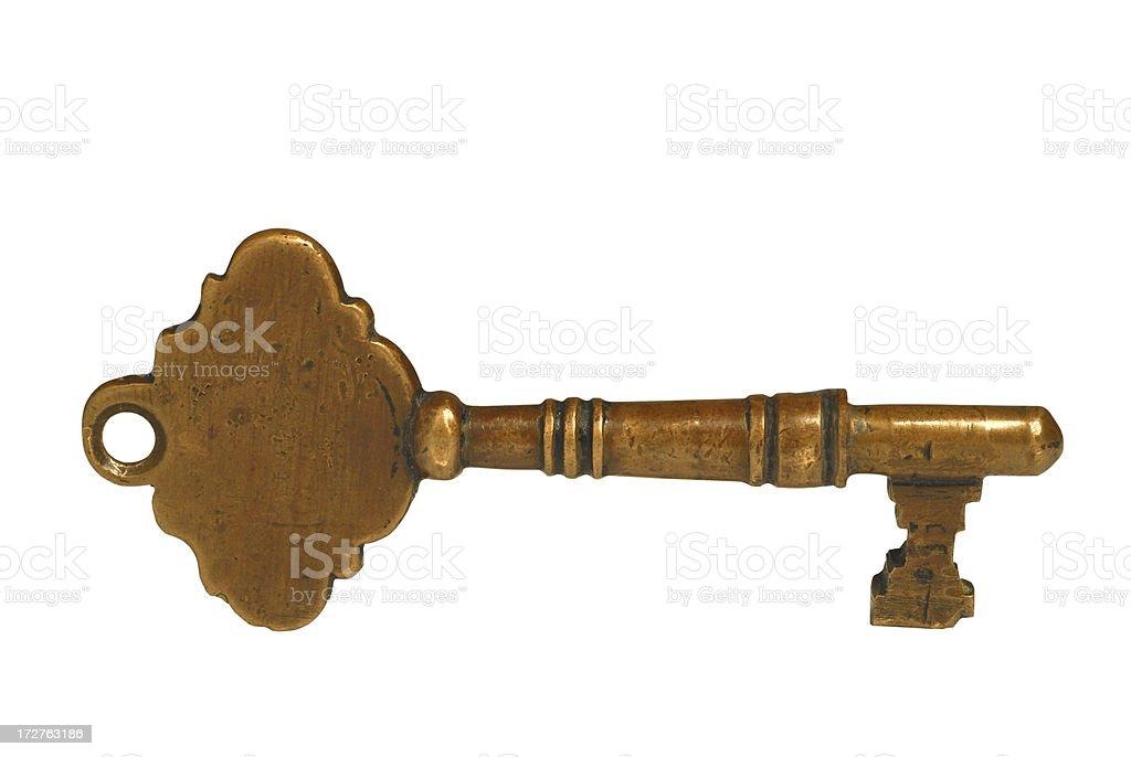 Skeleton Key royalty-free stock photo