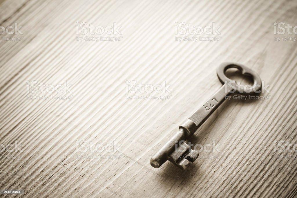 Skeleton Key stock photo