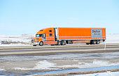 Skelton Truck Lines truck