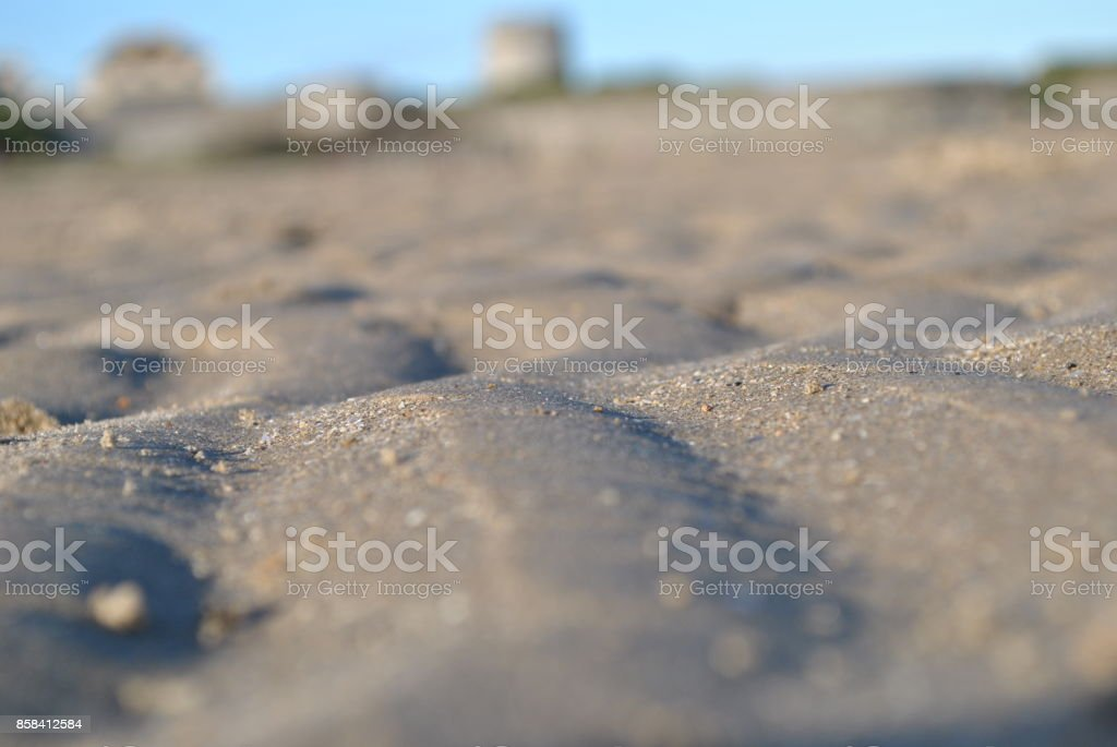 Skerries Beach series stock photo