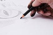 istock Sketch Artist 157332289