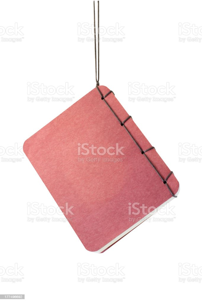 Sketch book stock photo
