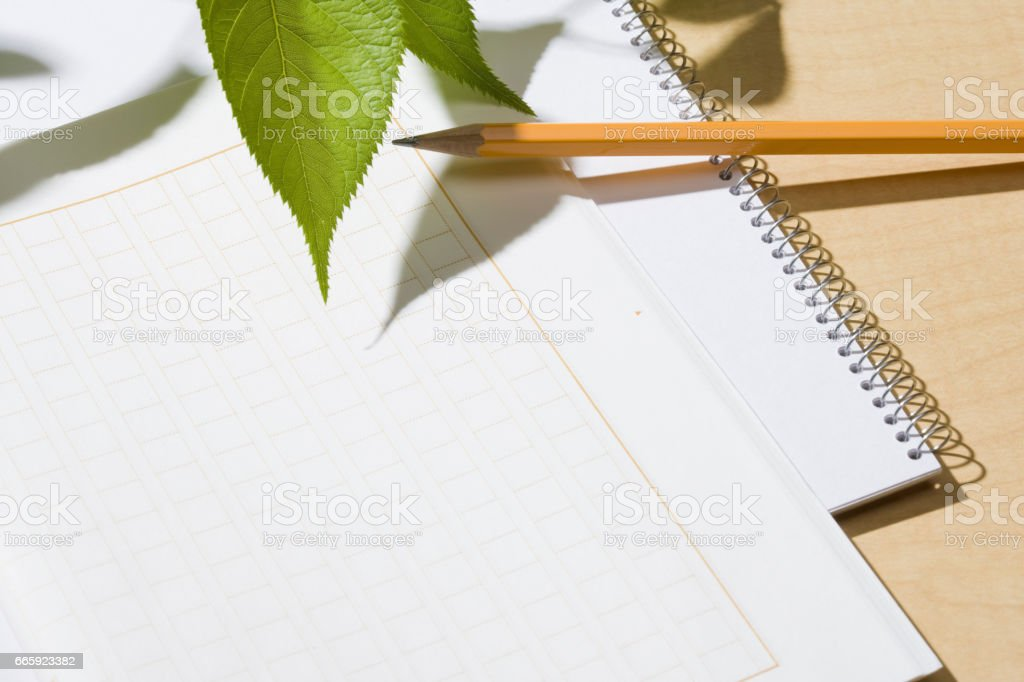 Sketch book foto stock royalty-free
