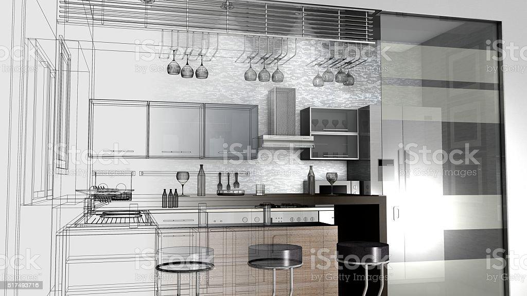 Best Diseño De Cocina 3d Gallery - Casa & Diseño Ideas ...