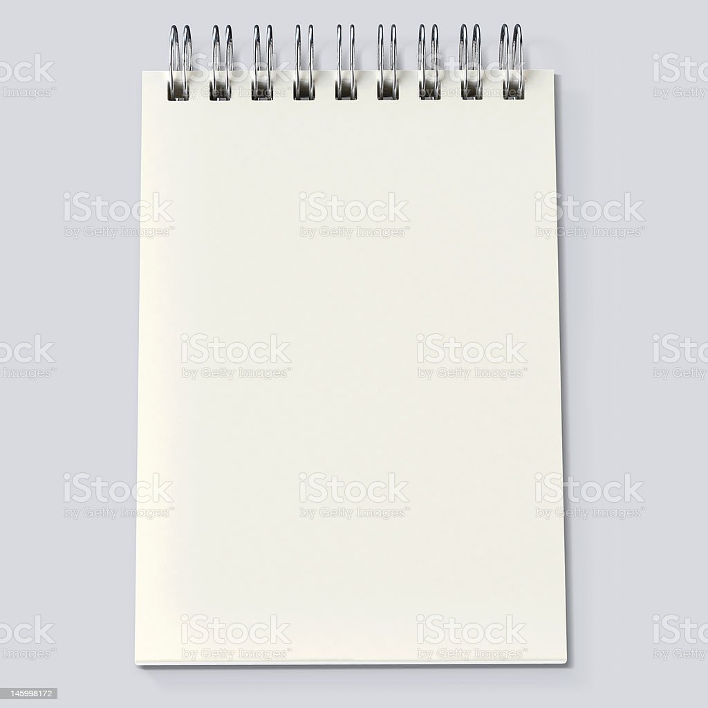 sketch pad royalty-free stock photo