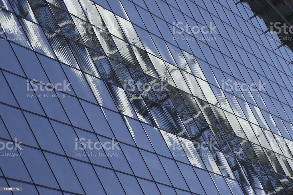 skewed tower stock photo