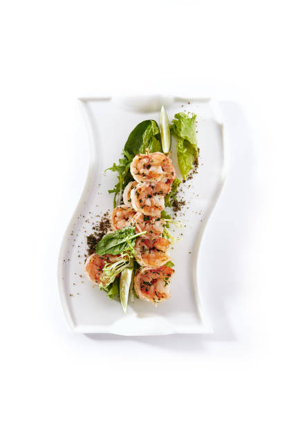 Skewered tiger prawns fried with garlic picture id1007968252?b=1&k=6&m=1007968252&s=612x612&w=0&h=yexmbhuj5pofyybdkmis7u6j unqtvfw4kza5kefhpc=
