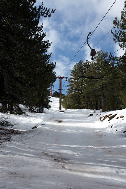 Skigebiet – Foto