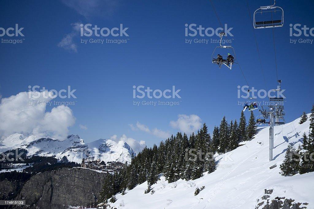 Ski Avoriaz, France - Photo