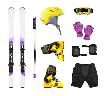 Ski equipment and accessories