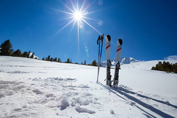 Ski equipments on sunny day picture id492281706?b=1&k=6&m=492281706&s=612x612&w=0&h=amtquelcit2  vtb qb4jcpnbofl9dzjd9jq0z38b9y=