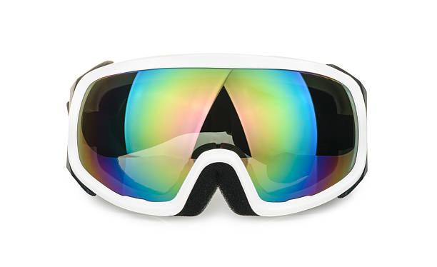 ski goggles isolated on white ski goggles isolated on white ski goggles stock pictures, royalty-free photos & images