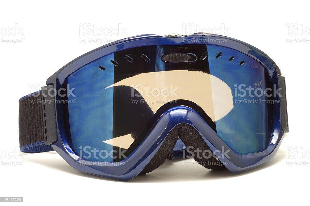 Ski goggles royalty-free stock photo