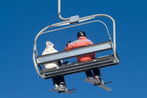 Ski Lift Stockfoto und mehr Bilder von Ausrüstung und Geräte