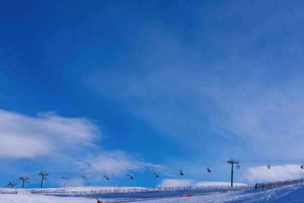 Remontées de Ski - Photo