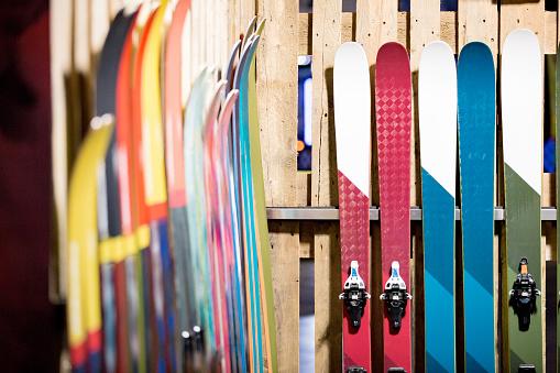 Ski shop sale