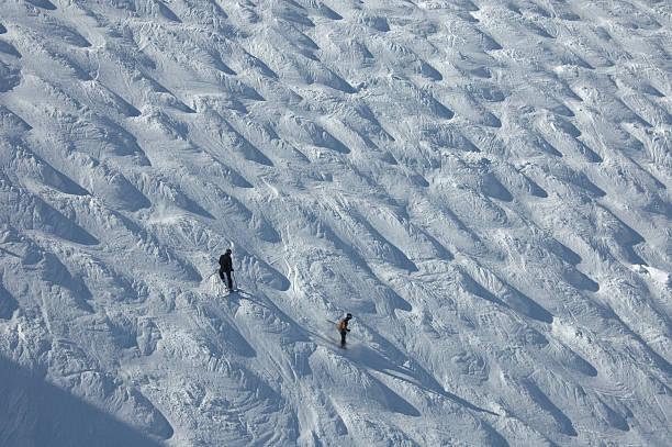 Ski slop