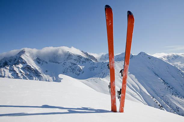 Ski Tour panorama – Foto