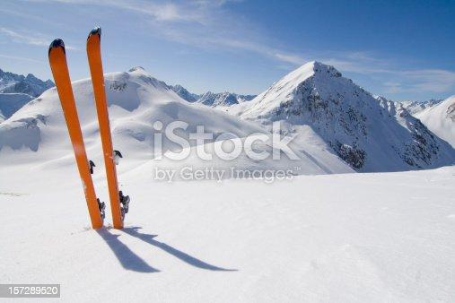 istock ski tour 157289520