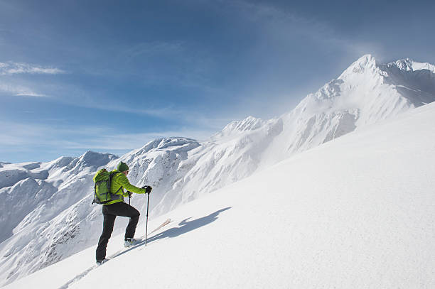 Ski touring – Foto