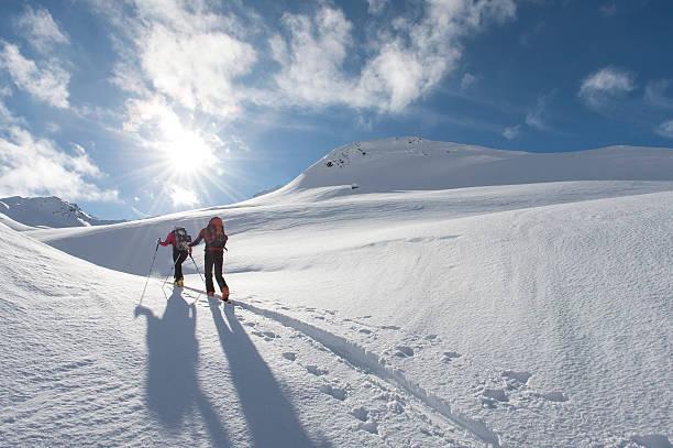 trails ski touring – Foto