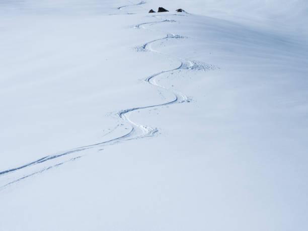Skistrecke – Foto
