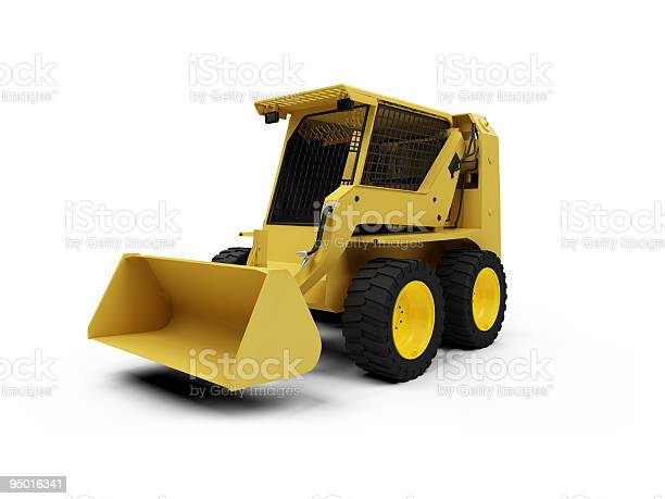 Skid steer loader isolated view picture id95016341?b=1&k=6&m=95016341&s=612x612&h=vyvkbulspp eyalxrhl6jr825x p7 p4glmz4rkalc4=