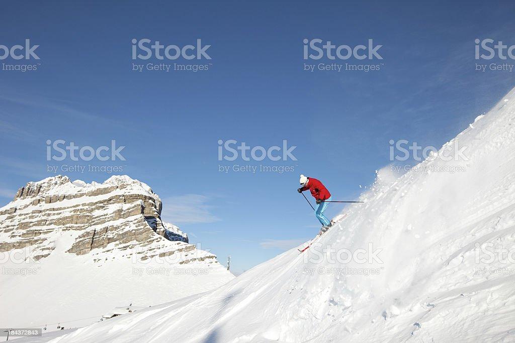 Skifahren – Foto