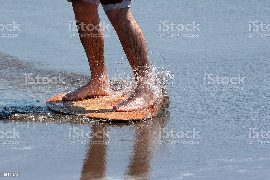 Сужают Splash Стоковые фото Стоковая фотография