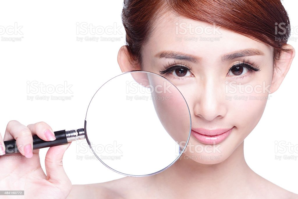 Skin Care Concept royalty-free stock photo