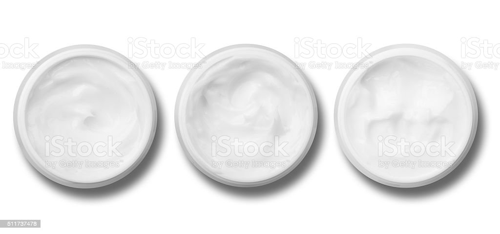 skin cream stock photo