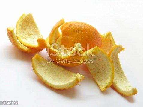 КОЖУ оранжевый фрукты — стоковые фотографии и другие картинки Апельсин
