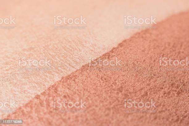 Skin tone powder macro image of cosmetics twotone bronzer and picture id1172776088?b=1&k=6&m=1172776088&s=612x612&h=p28sxvamme n8rlmn 8 yswdomj p9sfsznmktknbzi=