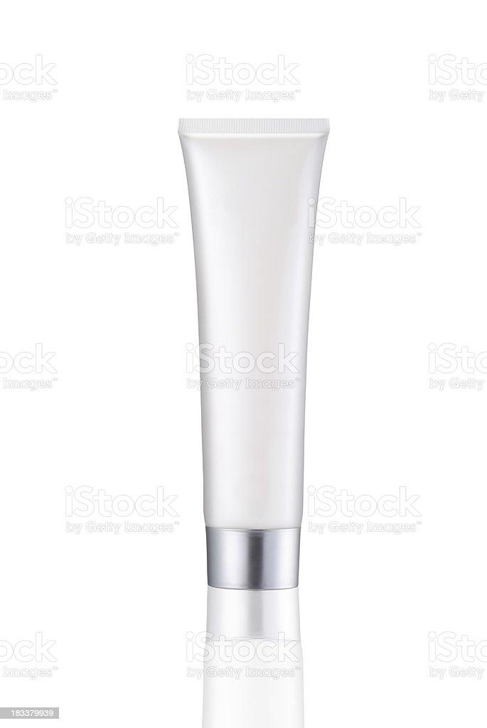 Skincare Tube royalty-free stock photo