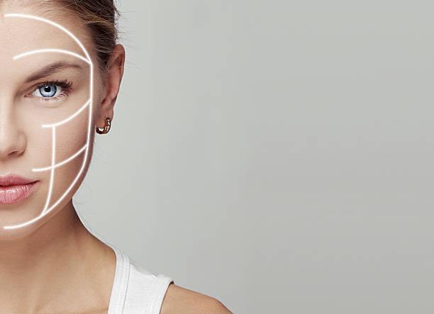 Hautpflege Frau – Foto