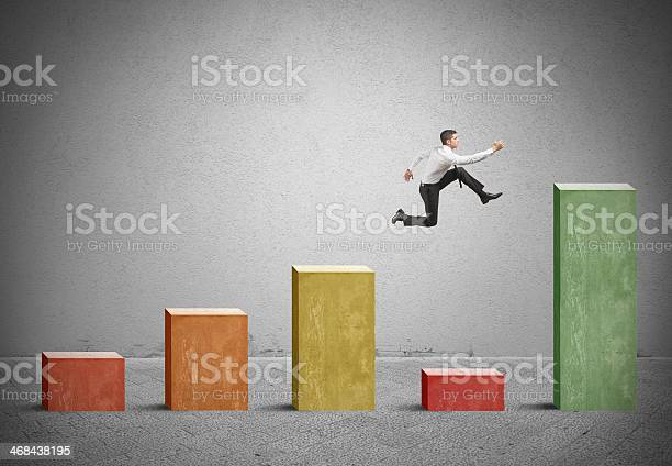 Skip The Problem Stock Photo - Download Image Now