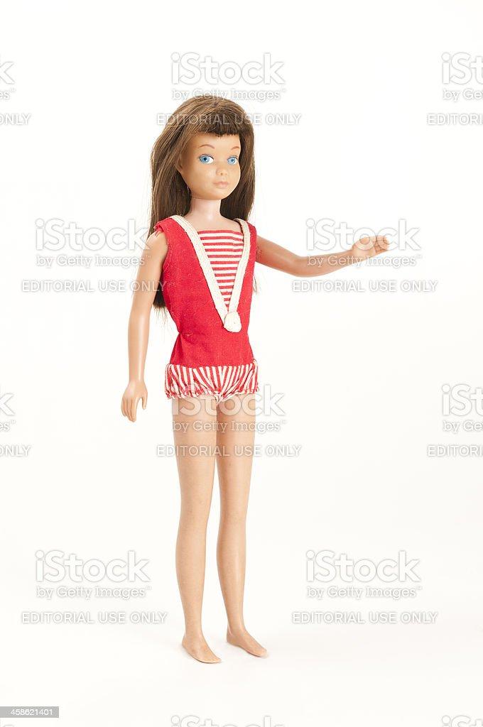 Skipper Bambola Barbie Sorella Minore - Fotografie stock e altre