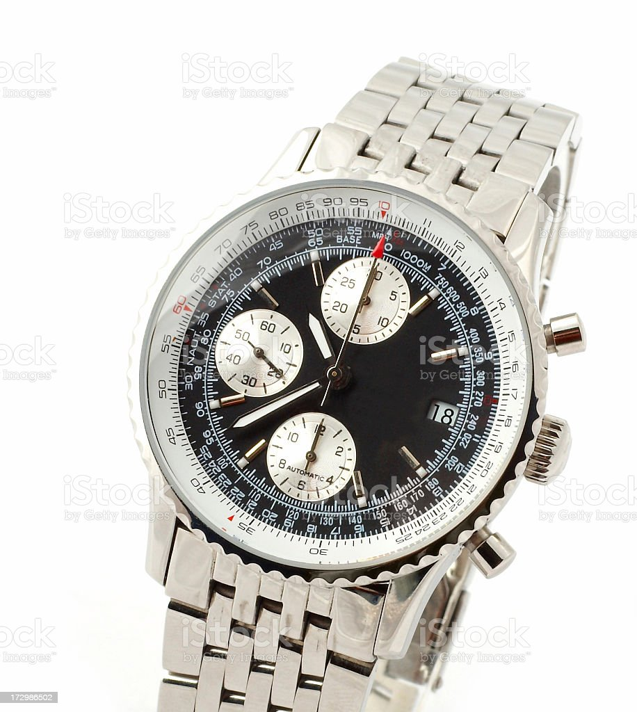 Breitling royalty-free stock photo